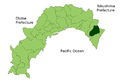Map Kitagawa,Kochi en.png