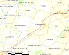 Map commune FR insee code 14475.png