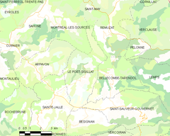 Map commune FR insee code 26244.png