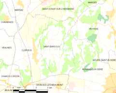 Map commune FR insee code 26294.png