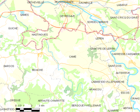 Map commune FR insee code 64161.png