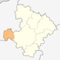 Map of Tsar Kaloyan municipality (Razgrad Province).png
