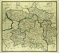 Шэсьць губэрняў Паўночна-Заходняга краю Расейскай імпэрыі
