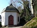 Marburg Teehäuschen und Bettinaturm von O.JPG