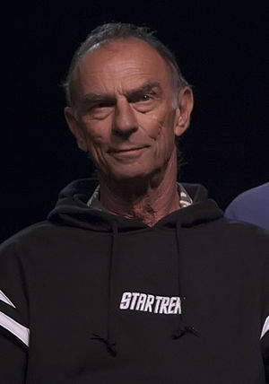 "The Neutral Zone (Star Trek: The Next Generation) - Marc Alaimo made his second appearance in The Next Generation in ""The Neutral Zone"""