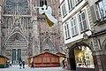 Marché de Noël de Strasbourg fermé-Place de la Cathédrale-13 décembre 2018 (2).jpg