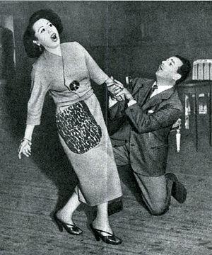 Margherita Carosio - Margherita Carosio and Giacinto Prandelli (1956)