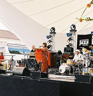 Mari Boine - Mari Boine at Kongsberg Jazz Festival 2007