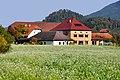 Maria Saal Zollfeld 3 Gasthof Fleissner und Landwirtschaft 15102010 4971.jpg