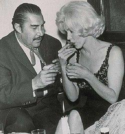 Marilyn, Emilio 1962.jpg