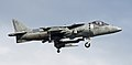 Marine Corps Harrier hovering over Elmendorf - what a cool plane! (4852004362).jpg