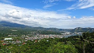 Mariveles Municipality in Central Luzon, Philippines