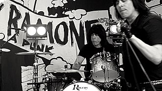 Marky Ramone - Ramone and Ken Stringfellow, 2016