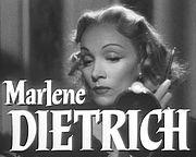 Marlene Dietrich was born in Berlin-Schöneberg