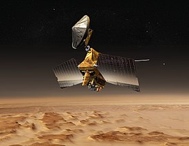 The Mars Reconnaissance Orbiter uses VxWorks