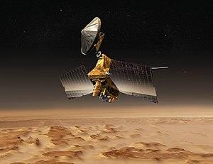 VxWorks - The Mars Reconnaissance Orbiter uses VxWorks