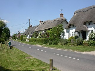 Martin, Hampshire Human settlement in England