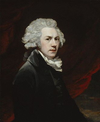 Martin Archer Shee - Martin Archer Shee, Self-portrait (1794; National Portrait Gallery, London.)