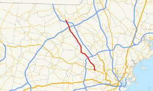 Massachusetts Route 4 - Image: Massachusetts Route 4