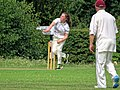 Matching Green CC v. Bishop's Stortford CC at Matching Green, Essex, England 23.jpg