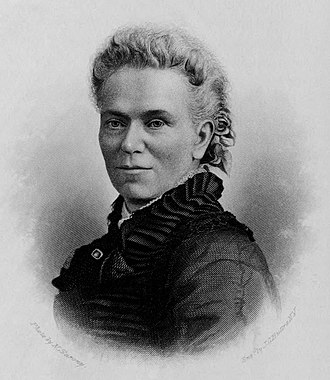 History of Woman Suffrage - Image: Matilda Joslyn Gage
