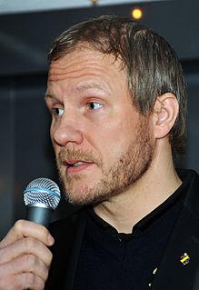 Mats Lindgren Swedish ice hockey player