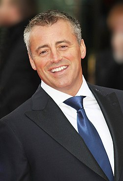 Matt LeBlanc 2013-ban, a British Academy Television Awards-on
