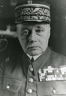 Maurice Gamelin French general