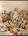 Maurice Leloir-Le Roy soleil-Bataille de Malplaquet.jpg