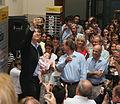 Mauricio Macri en el brindis de fin de año con empleados municipales (6595559255).jpg
