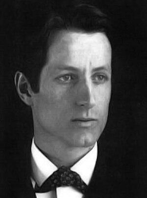 Maxfield Parrish - Maxfield Parrish in 1896