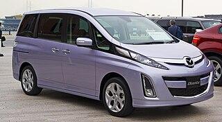 Mazda Biante Motor vehicle