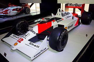 McLaren MP4/4 Racing automobile
