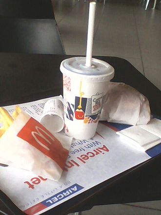 Kids' meal - The McDonald's kids' meal is called a Happy Meal.