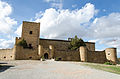 Medieval castle of Pedraza, front view.jpg