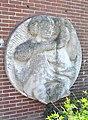 Meisje met schelp Jan van Luijn Rotsoord Utrecht.jpg