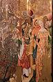 Meister francke, altare di santa barbara, amburgo 1420 circa, dalla chiesa di kalanti, 05 processo 2.JPG