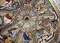 Melozzo da forlì, angeli coi simboli della passione e profeti, 1477 ca. 04.jpg