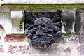 Memento Mori on the southern side of St Mary's Church, Barnes.jpg