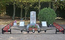Memorial to Number 57 and 630 Sqn, East Kirkby. - geograph.org.uk - 1554151.jpg