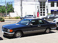 Mercedes Benz 380 SEC 1983 (12396802105).jpg