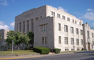 Mercer County, West Virginia - Image: Mercer County Courthouse West Virginia