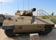 Merkava-1-latrun-1