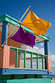 Miami - Lifeguard tower and flags - 0579.jpg