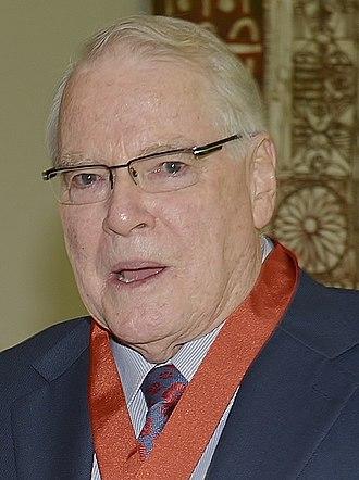 Michael Bassett - Bassett in 2018