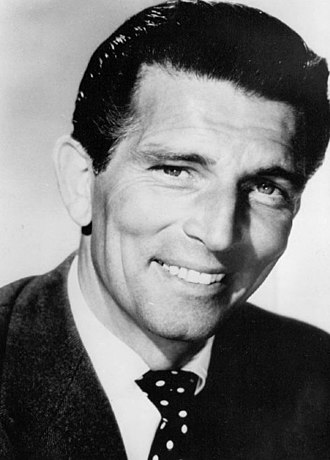 Michael Rennie - Rennie in 1958