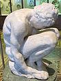 Michelangelo, ragazzo accovacciato, dalla sagrestia nuova (forse) 06.JPG
