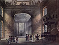 Microcosm of London Plate 097 - Greenwich Hospital, The Painted Hall.jpg
