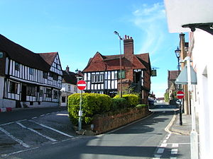 Midhurst - Image: Midhurst from the South