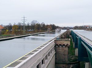 Mittelland Canal - Image: Midland canal